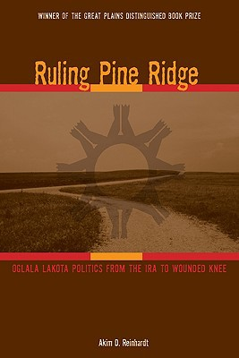 Ruling Pine Ridge cover