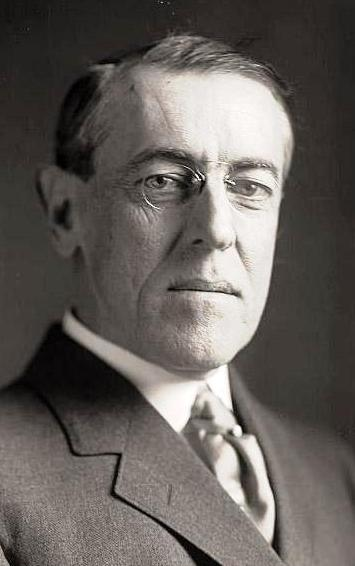 woodrow wilsons accomplishments and ability to be a great democratic leader