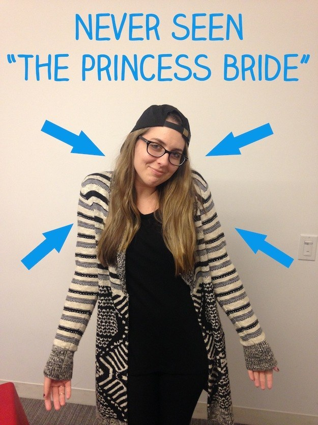 The princess bride true love essay