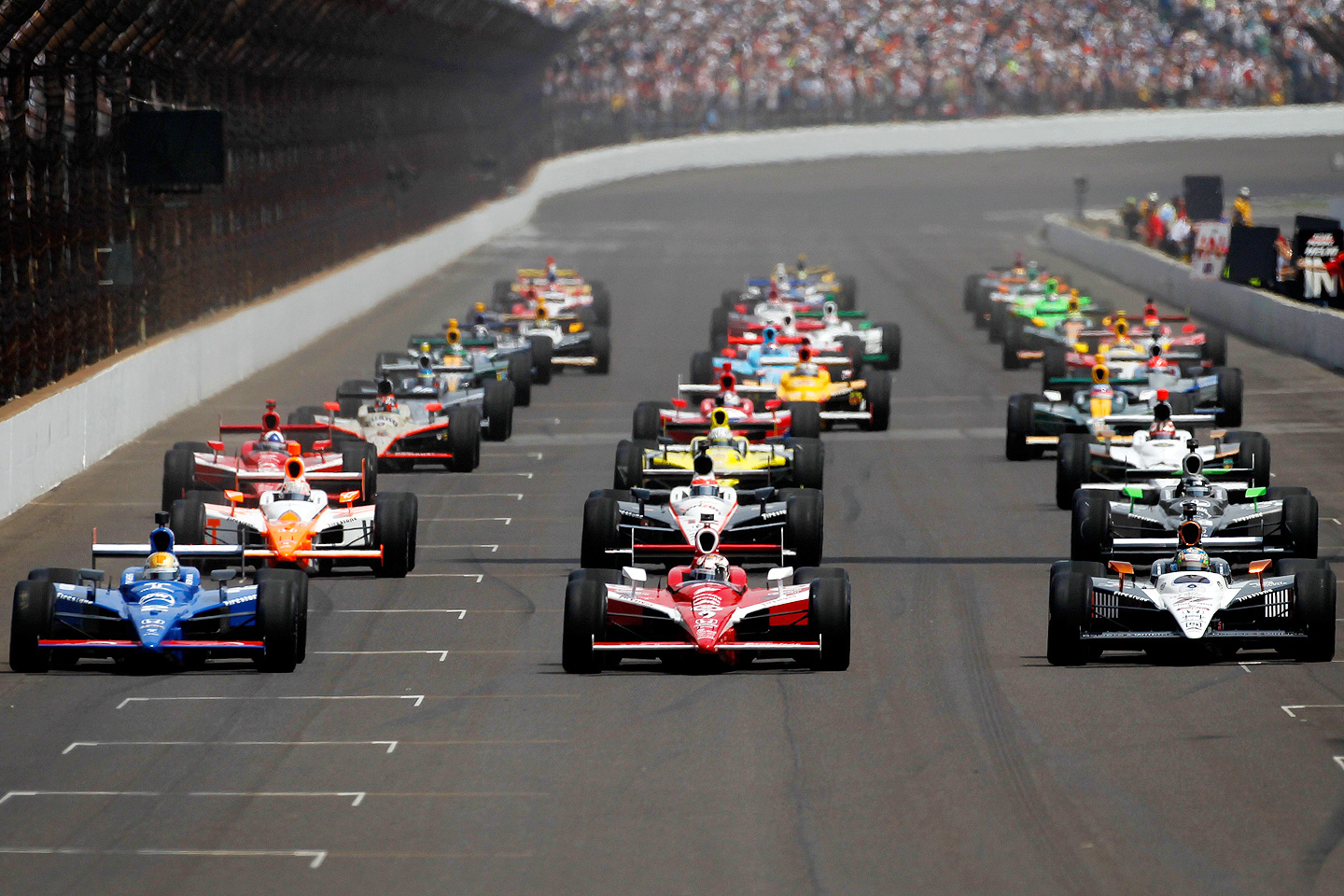 Cars Used In Indy Grand Prix