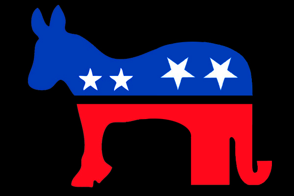 The democratic party must be destroyed
