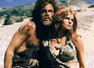 caveman and woman